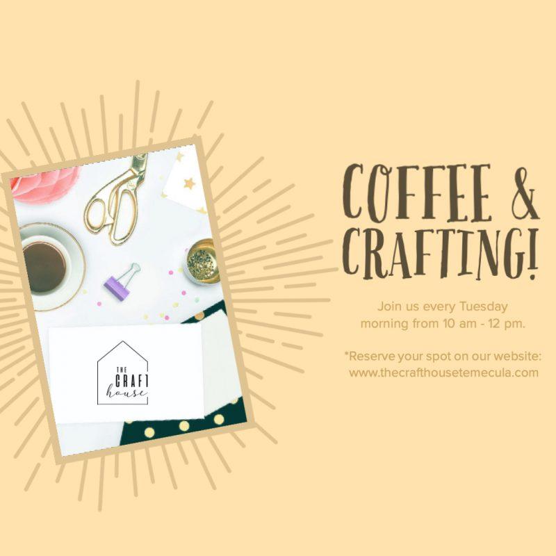 Coffee & Crafting IG